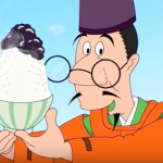 「ごはんですよ!」キャラクターの名前は?パンでアレンジレシピ紹介!アートも?