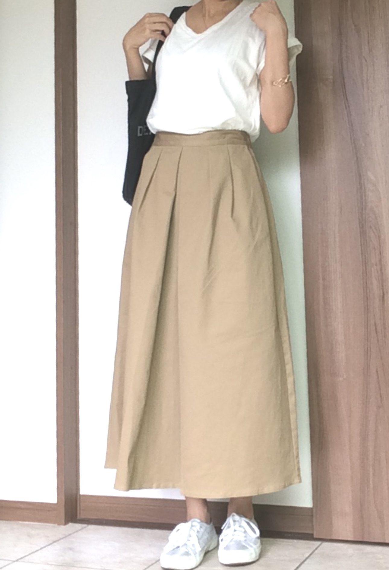 下半身ぽっちゃり体型だとフレアスカートは腰まわ …