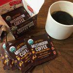 マッシュルームコーヒーとは?効果や味が気になる!
